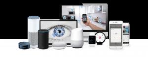 controla tu smart home desde multiples dispositivos - tu hogar mas eficiente